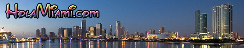 Hola Miami with information for local and tourist travelers, from attractions, events, Hotels, Car rentals, Restaurants, business listings and products services and much more.
