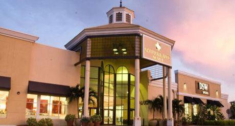 Cutler bay shopping malls