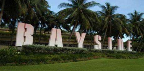 Baysite shopping center